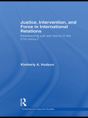 theory of military intervention Third party interventions and the duration of intrastate conflicts patrick m regan expectations, as do nearly any military or economic intervention.