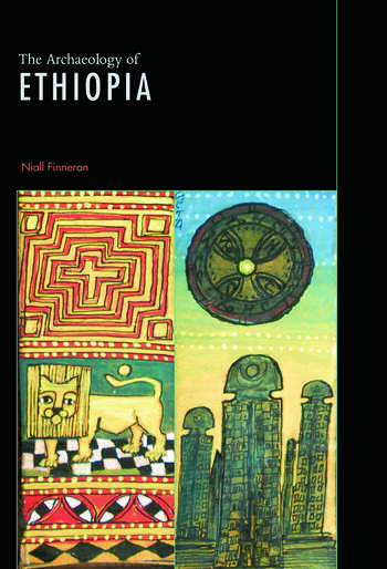The Archaeology of Ethiopia book cover