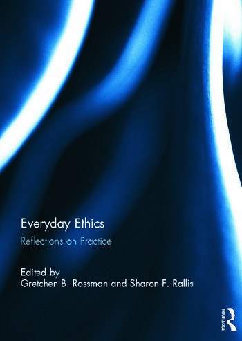 Everyday Ethics Reflections on Practice book cover