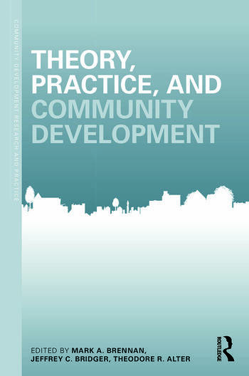 Theory, Practice, and Community Development book cover