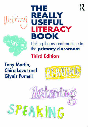 The Really Useful Literacy Book Linking theory and practice in the primary classroom book cover