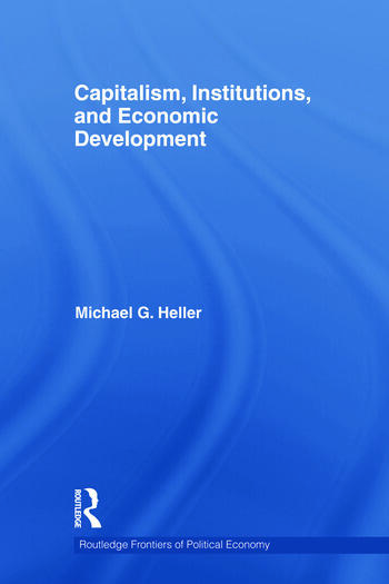 Capitalism, Institutions, and Economic Development book cover