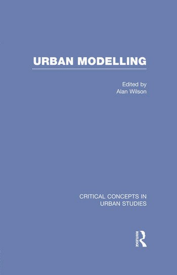 Urban Modelling book cover