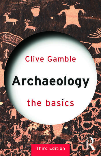 Archaeology: The Basics book cover