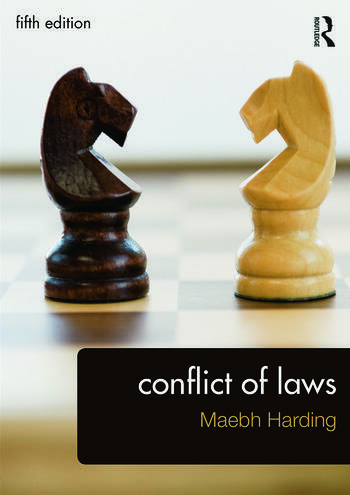 Conflict of Laws book cover