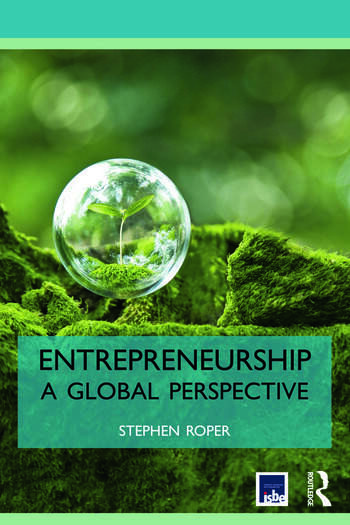Entrepreneurship A Global Perspective book cover