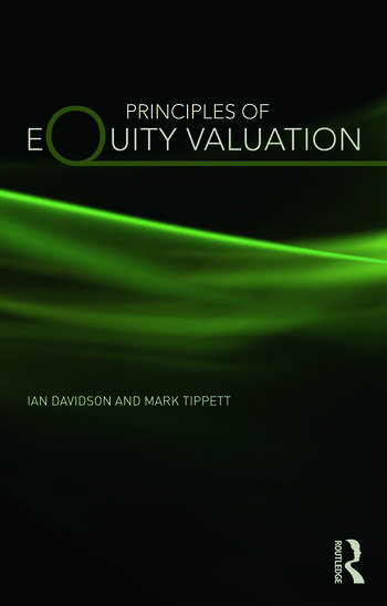 Principles of Equity Valuation book cover