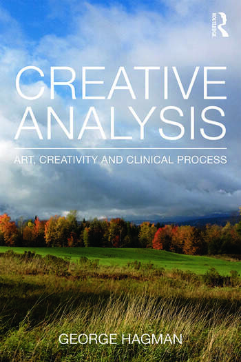 Creative Analysis Art, creativity and clinical process book cover