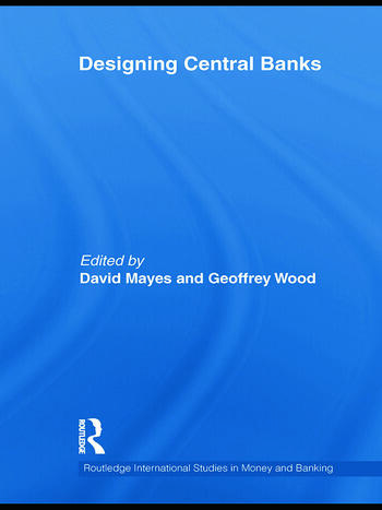 Designing Central Banks book cover