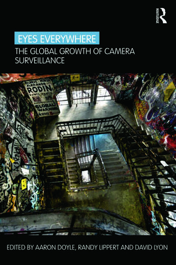 Eyes Everywhere The Global Growth of Camera Surveillance book cover