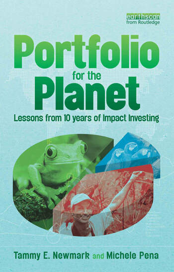 Portfolio for the Planet Lessons from 10 Years of Impact Investing book cover