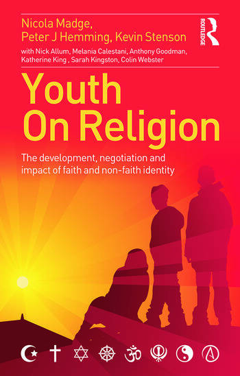Youth On Religion The development, negotiation and impact of faith and non-faith identity book cover