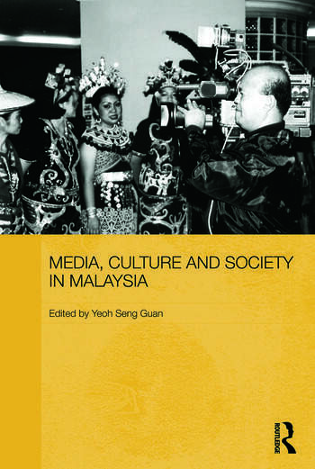 Media, Culture and Society in Malaysia book cover