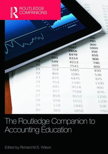The Routledge Companion to Accounting Education book cover