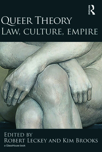 Queer Theory: Law, Culture, Empire book cover