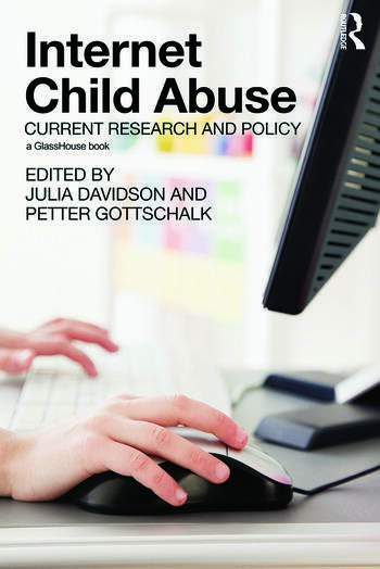 Internet Child Abuse: Current Research and Policy book cover