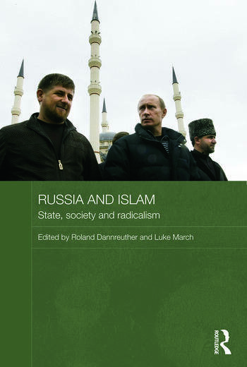 Russia and Islam State, Society and Radicalism book cover