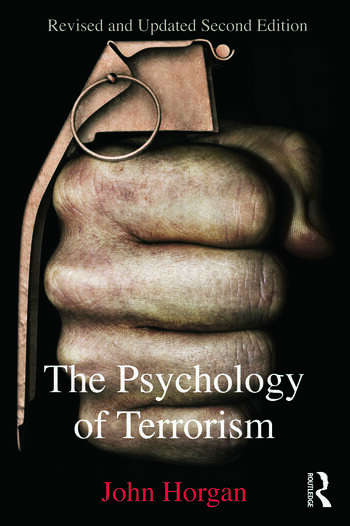The Psychology of Terrorism book cover