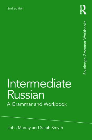Intermediate Russian A Grammar and Workbook book cover