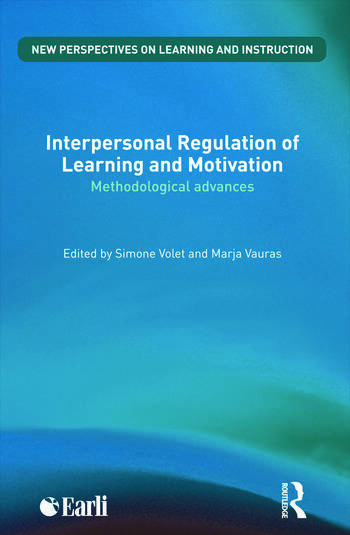 Interpersonal Regulation of Learning and Motivation Methodological Advances book cover