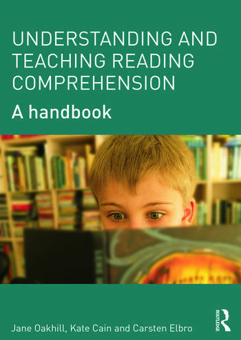 Understanding and Teaching Reading Comprehension A handbook book cover
