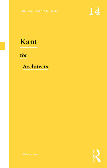 Kant for Architects book cover