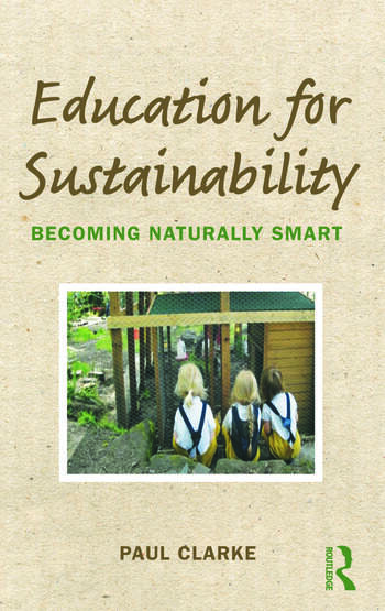 Education for Sustainability Becoming Naturally Smart book cover