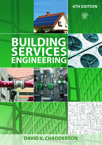 Building Services Engineering book cover
