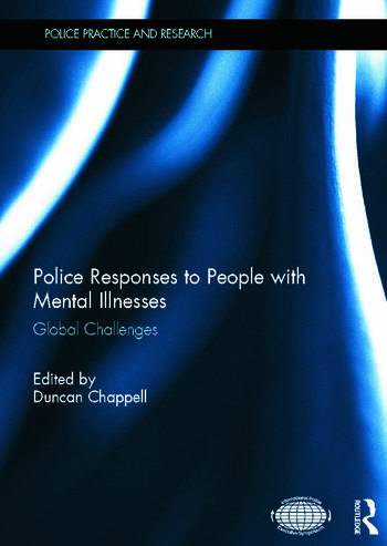 Police Responses to People with Mental Illnesses Global Challenges book cover