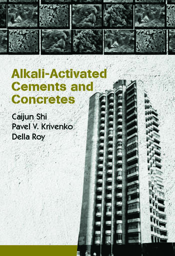 Alkali-Activated Cements and Concretes book cover