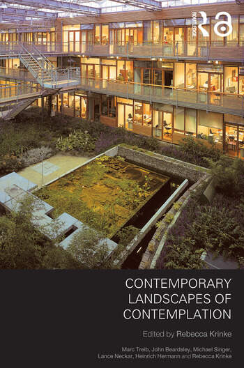 Contemporary Landscapes of Contemplation book cover