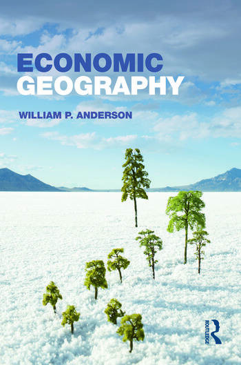 Economic Geography book cover