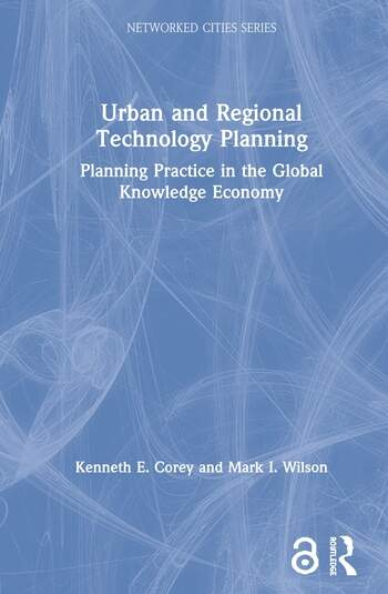 Urban and Regional Technology Planning Planning Practice in the Global Knowledge Economy book cover