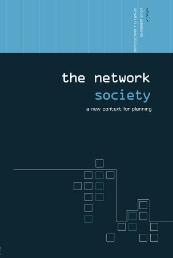 The Network Society A New Context for Planning book cover