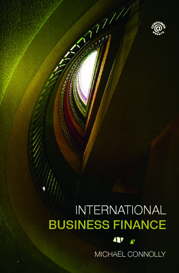 International Business Finance book cover