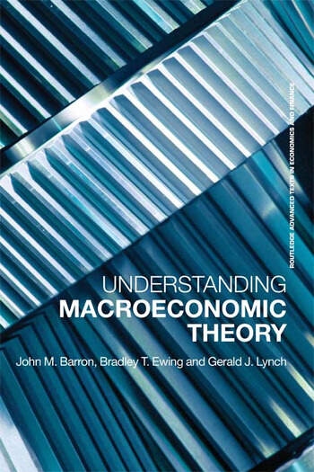 Understanding Macroeconomic Theory book cover