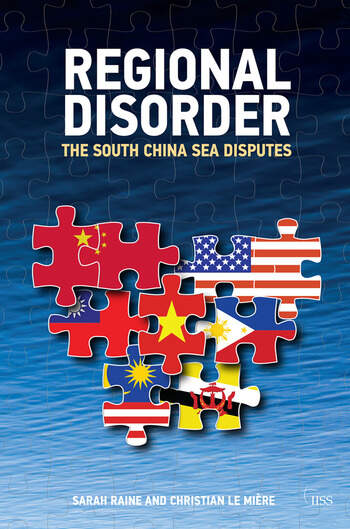 Regional Disorder The South China Sea Disputes book cover