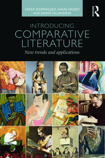 Introducing Comparative Literature New Trends and Applications book cover
