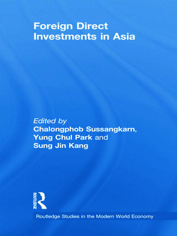 Foreign Direct Investments in Asia book cover
