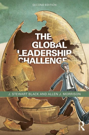 The Global Leadership Challenge book cover