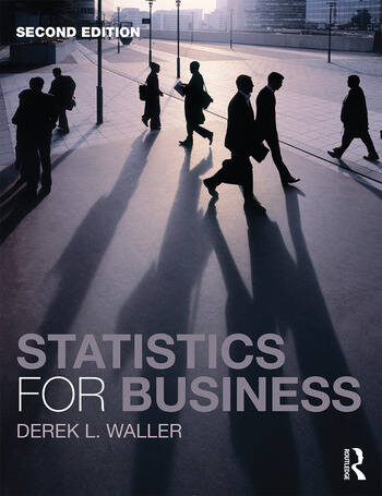 Statistics for Business book cover
