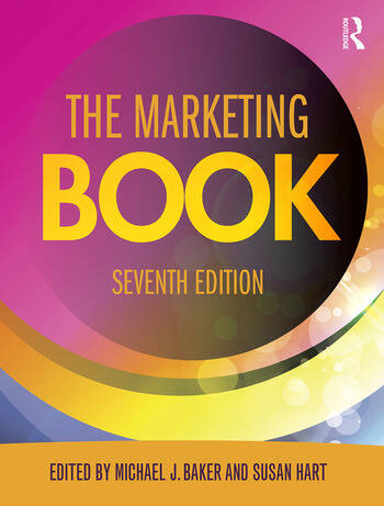 The Marketing Book book cover