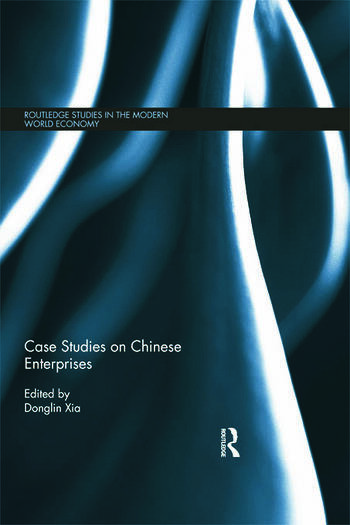 Case Studies on Chinese Enterprises book cover