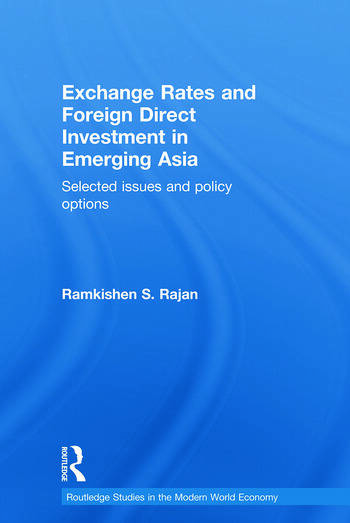 Exchange Rates and Foreign Direct Investment in Emerging Asia Selected Issues and Policy Options book cover