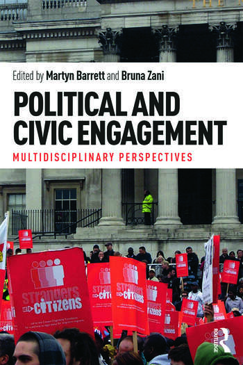 Political and Civic Engagement Multidisciplinary perspectives book cover