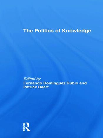 The Politics of Knowledge book cover