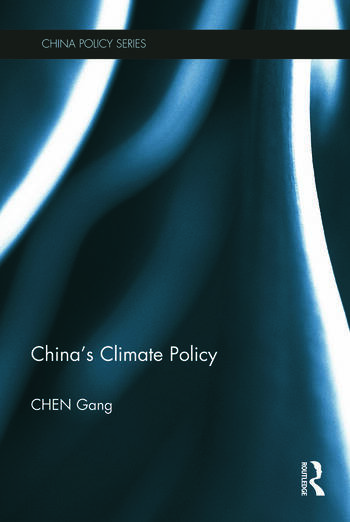 China's Climate Policy book cover
