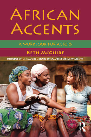 African Accents A Workbook for Actors book cover