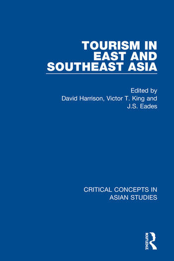 Tourism in East and Southeast Asia CC 4V book cover