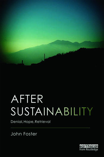 After Sustainability Denial, Hope, Retrieval book cover